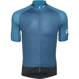 POC Essential Road Trikot Herren antimony multi blue